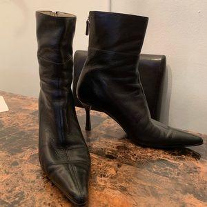 Gucci heel boots